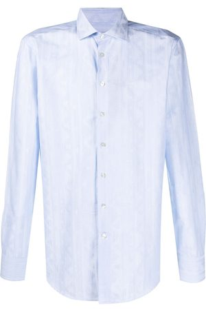 Etro Homem Manga comprida - Long-sleeved cotton shirt