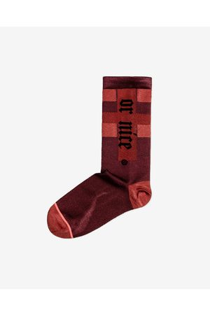 Stance The Thottie Socks Red