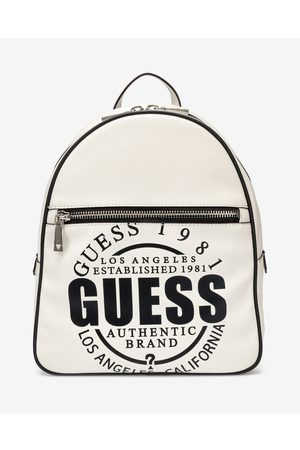 Guess Kalipso Large Backpack White