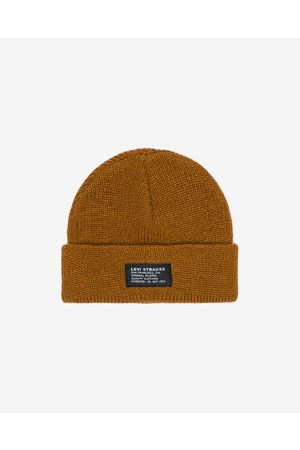 Levi's Cropped Hat Brown