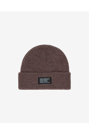 Levi's Cropped Hat Grey