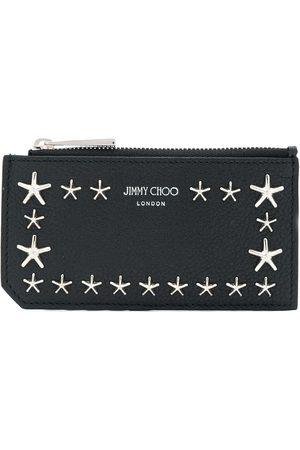 Jimmy Choo Homem Bolsas & Carteiras - Star studded cardholder