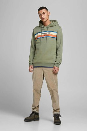 Jack & Jones Homem Camisolas com capuz - Sweatshirt logo capuz