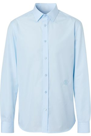 Burberry Slim fit monogram motif shirt