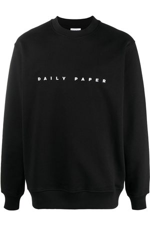 Daily Paper Logo-embroidered sweatshirt
