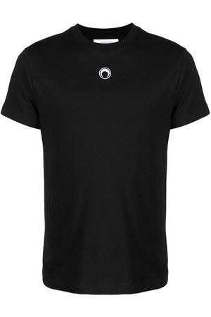 Marine Serre Moon logo-printed T-shirt