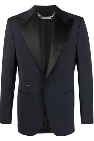 Philipp Plein Slim-cut Iconic blazer