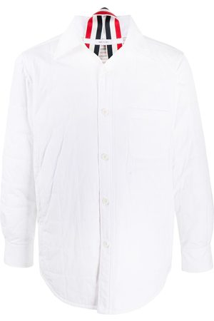 Thom Browne Button-up down jacket