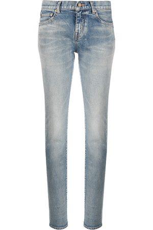 Saint Laurent Low rise skinny jeans