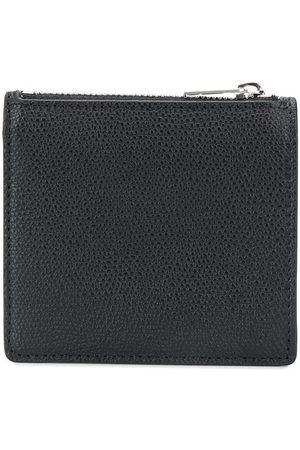Maison Margiela Bi-fold zip wallet