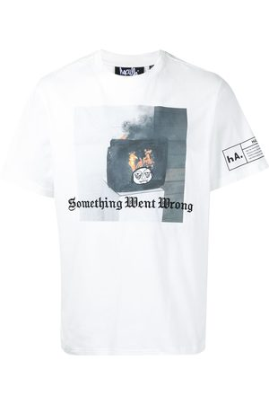 Haculla Something Went Wrong T-shirt