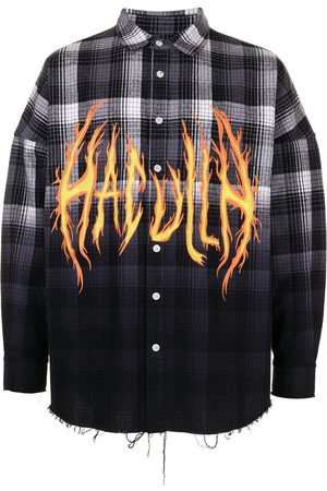 Haculla Fire logo shirt