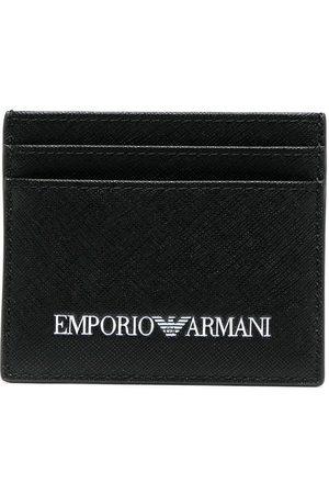 Emporio Armani Logo-print cardholder