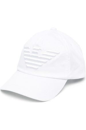 Emporio Armani Homem Chapéus - Raised logo baseball cap