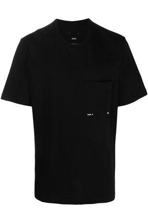 OAMC Logo print patch pocket T-shirt