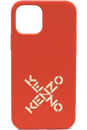 Kenzo Logo-print iPhone 12 Pro case