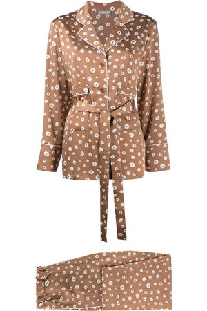 12 STOREEZ Floral print shirt and trousers co-ord