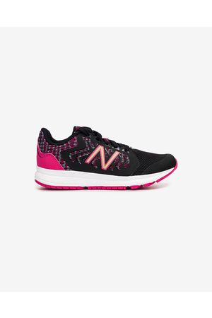 New Balance 519 Kids Sneakers Black Pink