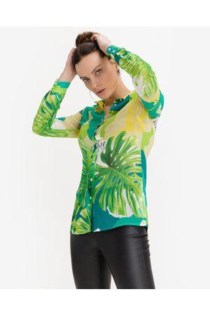 Guess Clouis Shirt Green