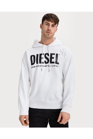 Diesel S-Gir Sweatshirt White