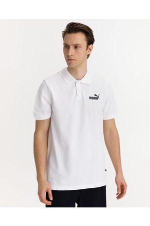 PUMA Essentials Polo shirt White
