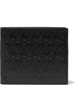 Saint Laurent Homem Bolsas & Carteiras - East/West Logo-Debossed Leather Billfold Wallet