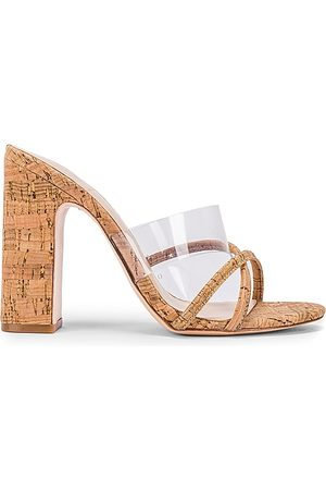 House of Harlow X REVOLVE Sasha Heel in - Nude. Size 10 (also in 6, 7, 7.5, 8, 8.5, 9, 9.5).