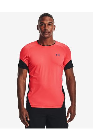 Under Armour HeatGear® Rush 2.0 T-shirt Red