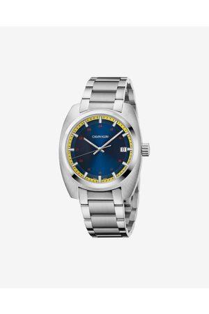 Calvin Klein Achieve Watches Silver