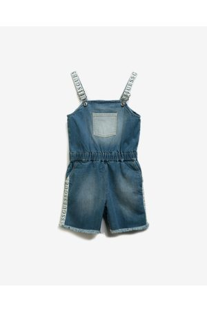 Guess Kids Shorts with braces Blue