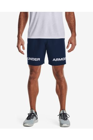 Under Armour Woven Graphic WM Shorts Blue