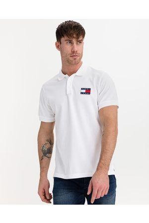 Tommy Hilfiger Badge Polo shirt White
