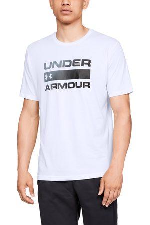 Under Armour Team Issue Wordmark Shortsleeve Tee / Black