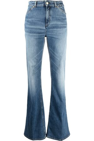 Dorothee Schumacher Love high-rise flared jeans