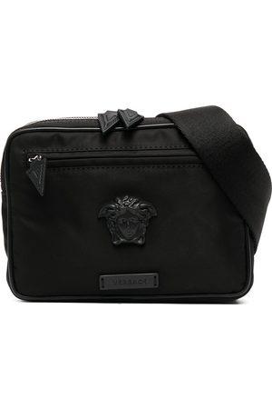 Versace Homem Cintos - Medusa plaque belt bag