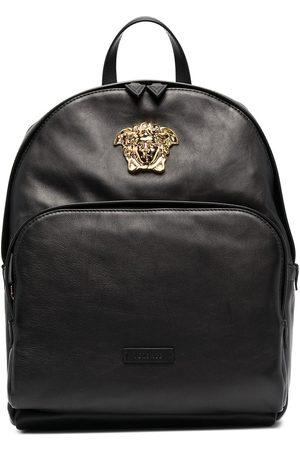 Versace Homem Mochilas - Medusa plaque backpack