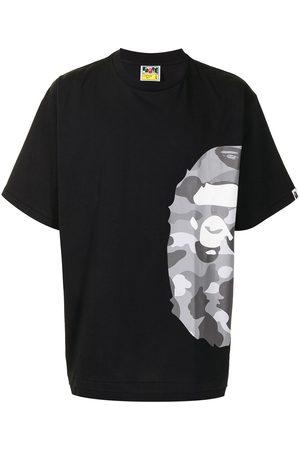 A BATHING APE® Graphic-print short-sleeve T-shirt