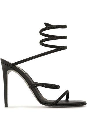 RENÉ CAOVILLA Senhora Plataformas - Cleo high-heel sandals