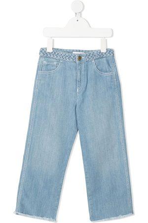 Chloé Kids Straight-leg jeans