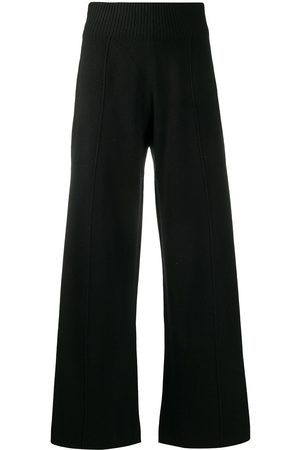 Pringle of Scotland Knitted wide-leg trousers