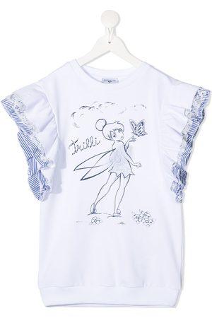 MONNALISA Tinker bell-print dress