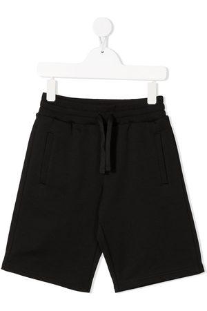 Dolce & Gabbana Logo plaque shorts