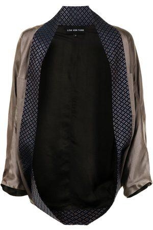 Lisa von Tang Senhora Quimonos - Open-front kimono jacket