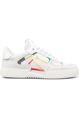 VALENTINO GARAVANI VL7N panelled logo-print sneakers