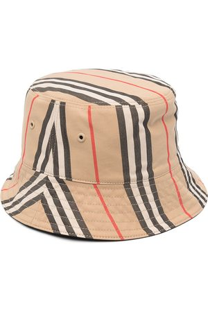 Burberry Homem Chapéus - Vintage Check bucket hat