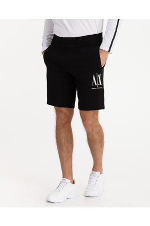 Armani Exchange Short pants Black