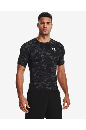 Under Armour HeatGear® Armour Camo Comp T-shirt Black