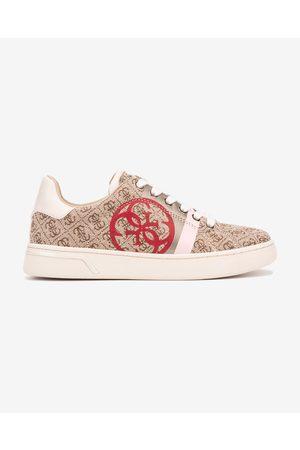 Guess Reata2 Sneakers Brown