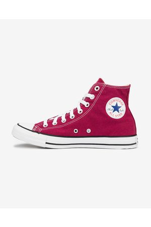 Converse Chuck Taylor All Star Hi Sneakers Red