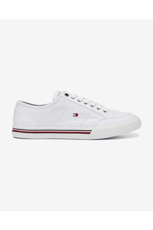 Tommy Hilfiger Core Corporate Sneakers White
